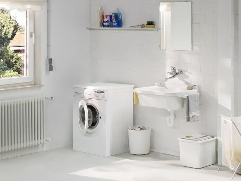 waschbecken garage m bel design idee f r sie. Black Bedroom Furniture Sets. Home Design Ideas